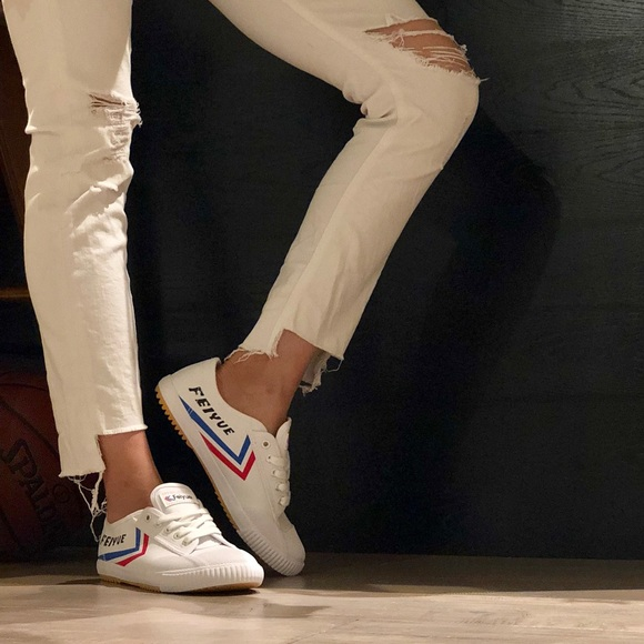 Feiyue Shoes | Classic White Sneakers